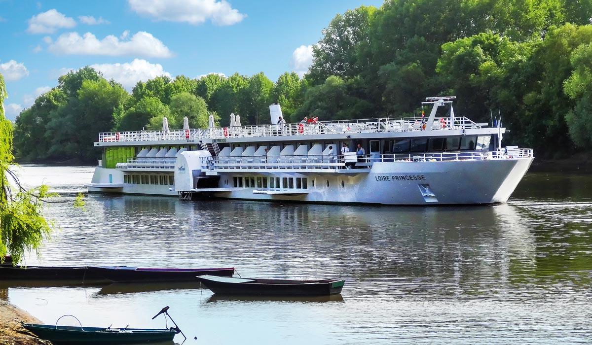 Bateau Loire Princesse - CroisiEurope